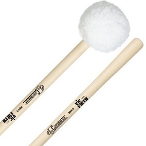 "Vic Firth MB4S Soft Fleece Bass Mallets for 28""-32"" Drums"