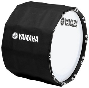 "Yamaha 30"" - 32"" Marching Bass Drum Cover"