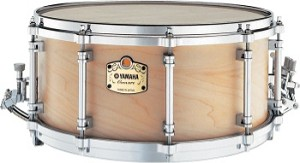 "Yamaha 6.5"" x 14"" GSM Series Maple Concert Snare Drum"